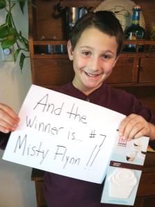 Winner - Misty