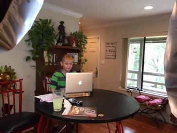 Skype Audition